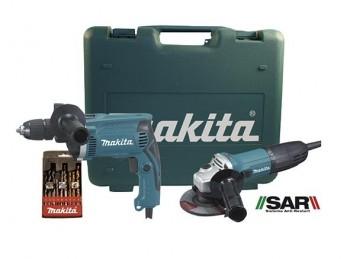 Combo GA4530R + HP1631 MAKITA DK0049X1