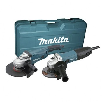 Combo Amoladoras GA9020S+GA4530R MAKITA DK0055