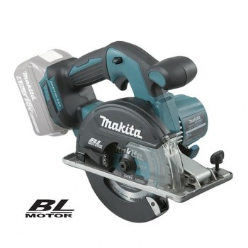 Cortador de metal 150mm 18V BL Makita DCS551Z