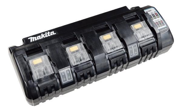 Multicargador 4 puertos 18V DC18SF Litio-ion Makita