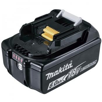 Batería 18V 6,0Ah LXT BL1860B MAKITA