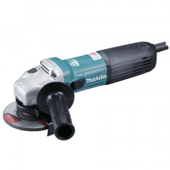 Makita Ga4540C Miniamoladora 1.400W 115Mm Anti-Restart