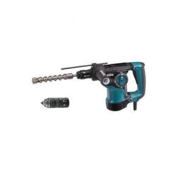 Martillo Ligero 800W 28mm 3 Modos SDS-PLUS HR2811FT MAKITA