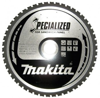 Makita Disco Sandwich 235mm 50z