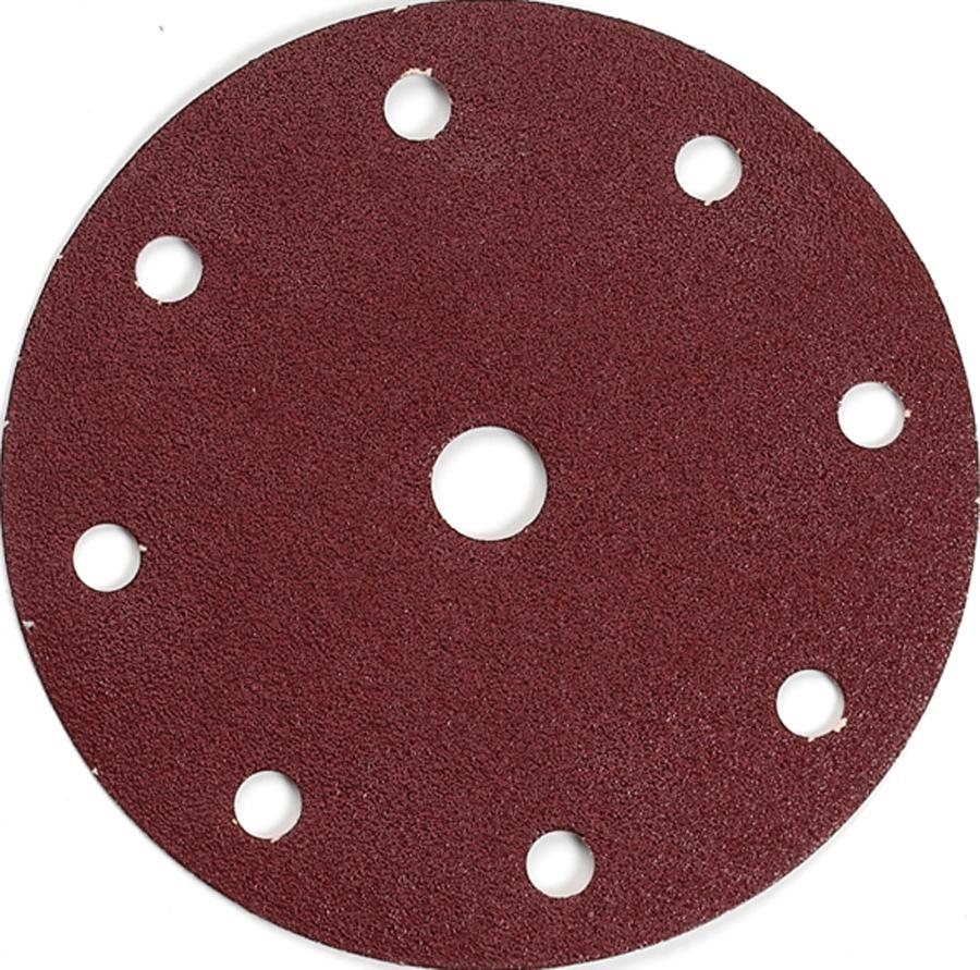 Makita Discos Lija Velcro Perforados 150mm (10 uds)