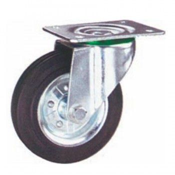Rueda Giratoria Placa 80mm 80Kg RGH 82/02M23