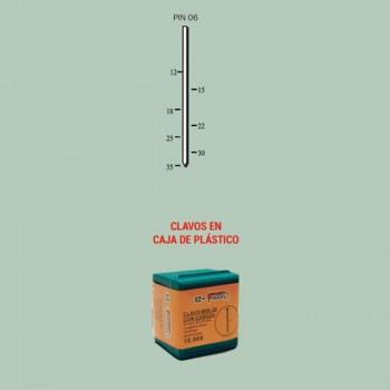 Clavo para Clavadora de PINS sin cabeza 0,6mm