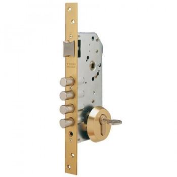 Cerradura de Seguridad Monopunto R100B TESA ASSA ABLOY