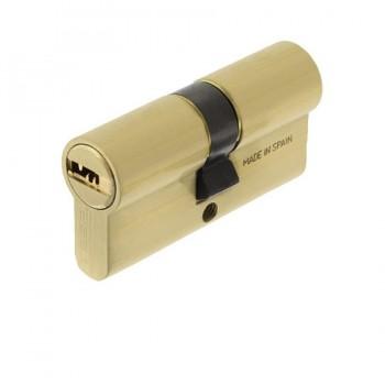 Tesa Cilindro de Seguridad T60 Latón