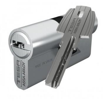 Tesa Cilindro de Seguridad T60 Níquel