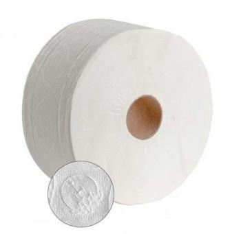 Papel higiénico doble capa industrial (Paquete de 18 uds.)