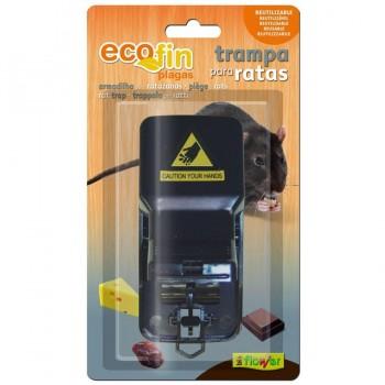 Trampa Macánica Ratas 1-70551 ECOFIN