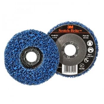 Disco de Limpieza Clean&Strip Rigido 115mm 162833 3M