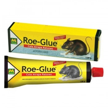 Pegamento Ratones ROE-GLUE 230623 MASSO 150gr.