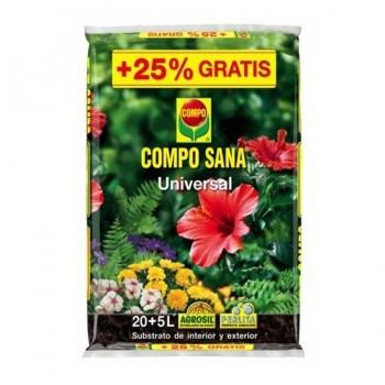 Sustrato de Cultivo Universal Composana 25 Litros