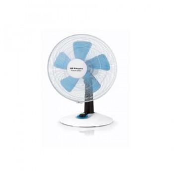 Ventilador Silencioso de Sobremesa 40cm 60W 4 Velocidades