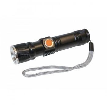 Linterna LED 150LM USB VIVAHOGAR
