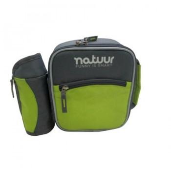 Nevera Camping Flexible 3 Litros + Portabotellas NT98579 NATUUR