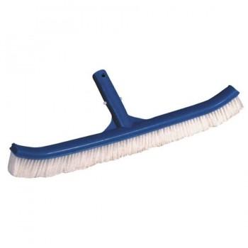 Cepillo de Limpieza Curvo para Piscinas 46 cm  QUIMICAMP