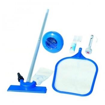 Kit de Mantenimiento y Limpieza para Piscinas BESTWAY