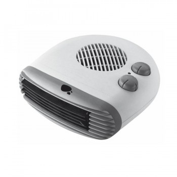 Calefactor Horizontal 2000W con Termoestato Regulable