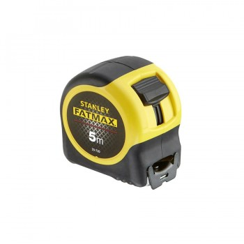 Flexómetro 5mts FAT MAX BLADE ARMOR STANLEY 0-33-720