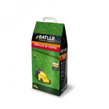 Semilla Cesped 5Kg RAY GRASS INGLES DIPLOIDE BATTLE 043301K5