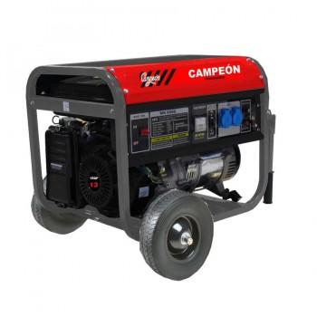 Generador Gasolina13cv 5Kva 25lts MK6500 CAMPEON