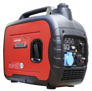 Generador Inverter 1 Toma 80cm3 / 2,30cv 4T LC-2000 i CAMPEON