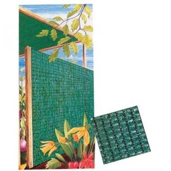Malla de Ocultacion Verde 2x50mt