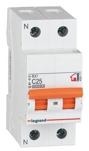 Automático Eléctrico 10 Amperios Legrand