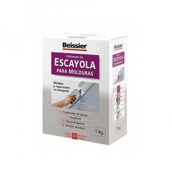 Preparado de Escayola para Molduras Aguaplast Beisser 1 KG