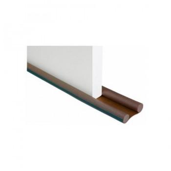 Burlete Bajo Puerta con Doble Rollo PVC 95cm