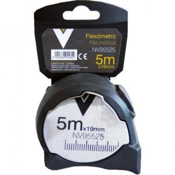 Flexómetro Caja Metálica con Freno NIVEL
