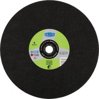 Disco de Tronzar TYROLIT BASIC 41CH 350x4x20 C30S-BF 100