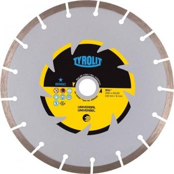 Tyrolit Disco Corte Diamante Universal Basic 115X1.8X22