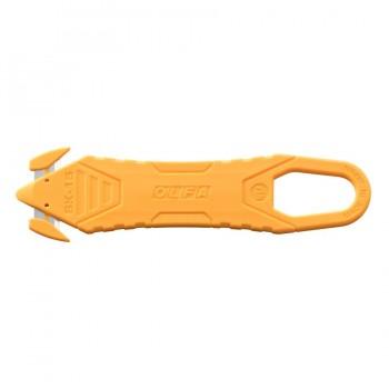 Cutter Seguridad Desechable Ambidiestro SK-15 OLFA