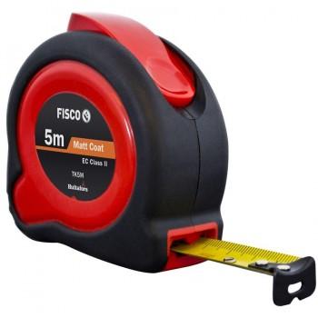 Flexómetro Anti-impactos 5m TUF-LOK FISCO