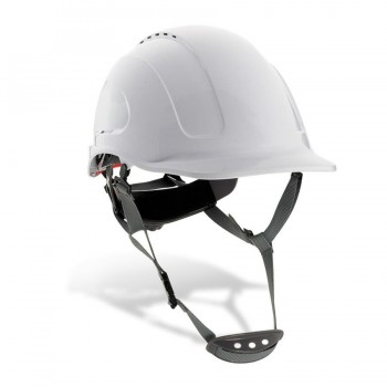 Casco ''MOUNTAIN'' STEEL PRO SAFETY 2088CMV Blanco