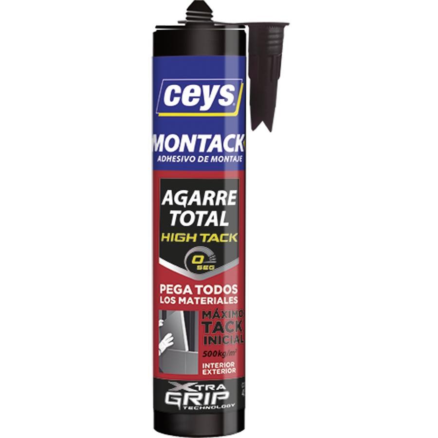 Adhesivo Montaje Agarre Total High Tack MONTACK CEYS 300 ml