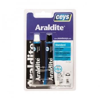 Adhesivo Epoxi Standard ARALDITE CEYS 15+15ml.